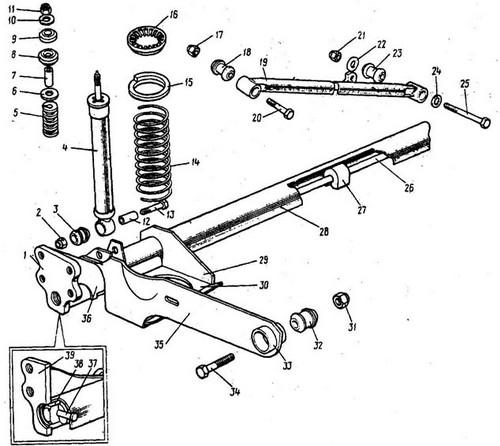 руководство по ремонту задней подвески ситроен zx
